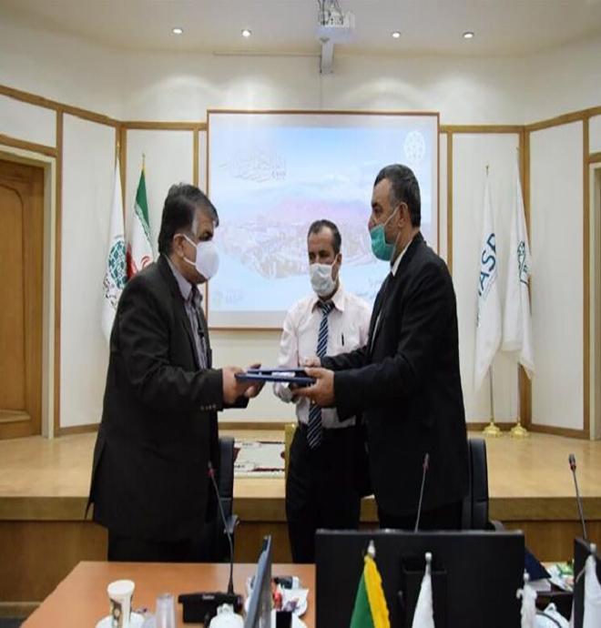 هیئت تجاری افغانستان